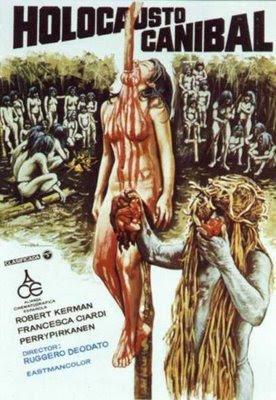 Holocausto Canibal - DVDRip Legendado