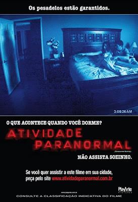 Atividade Paranormal - DVDRip Dual Áudio