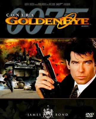 007 Contra GoldenEye - DVDRip Dual Áudio