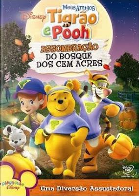 Meus Amigos Tigrão e Pooh: Assombração do Bosque dos Cem Acres - DVDRip Dublado
