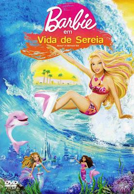Barbie Em Vida de Sereia - DVDRip Dublado