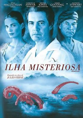 Ilha Misteriosa - DVDRip Dual Áudio