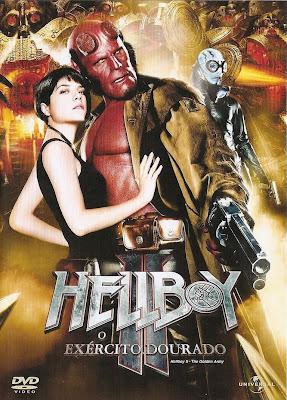 Hellboy 2: O Exército Dourado - DVDRip Dual Áudio