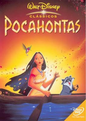Pocahontas - DVDRip Dublado