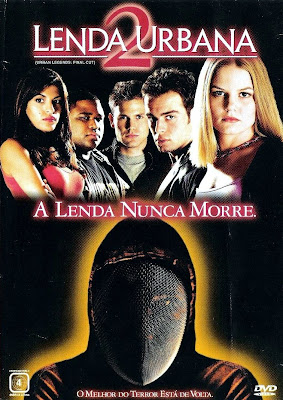 Lenda Urbana 2 - DVDRip Dublado