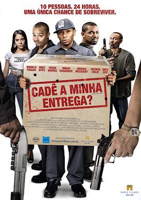 Cadê a Minha Entrega? - DVDRip Dublado
