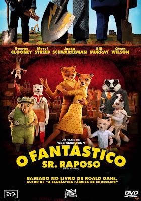 O Fantástico Sr. Raposo - DVDRip Dual Áudio