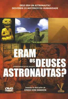 Eram os Deuses Astronautas?  - DVDRip Dublado