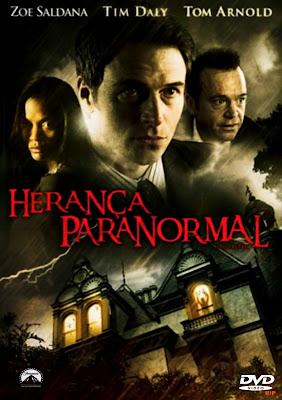 Herança Paranormal - DVDRip Dual Áudio