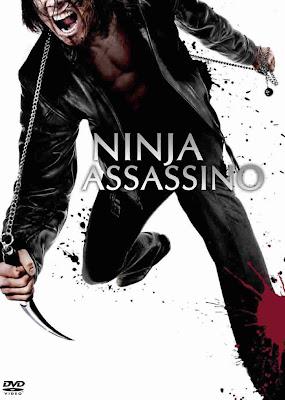 Ninja Assassino - DVDRip Dual Áudio