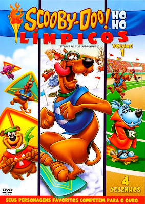 Scooby-Doo!: Ho Ho Límpicos Vol. 1 - DVDRip Dublado