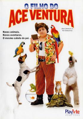 O Filho do Ace Ventura - DVDRip Dual Áudio
