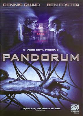 Pandorum - DVDRip Dual Áudio