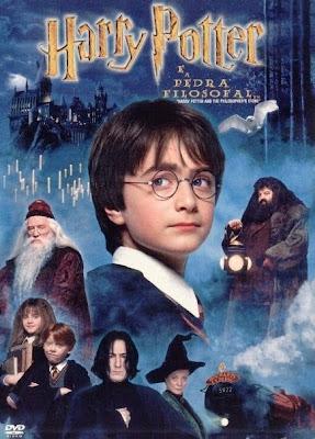 Harry Potter e a Pedra Filosofal - DVDRip Dublado
