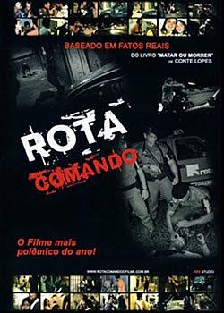 Rota Comando: O Filme - DVDRip Nacional