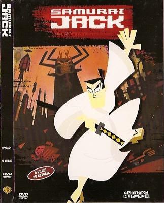 Samurai Jack: O Filme - DVDRip Dublado