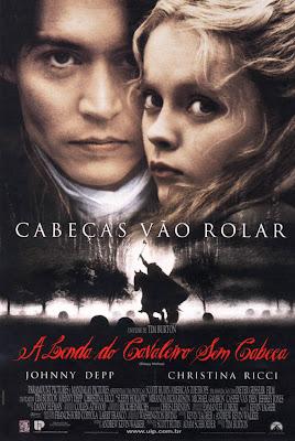 A Lenda do Cavaleiro Sem Cabeça - DVDRip Dual Áudio