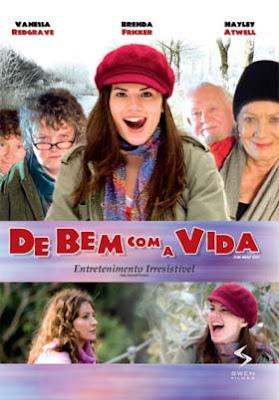 De Bem Com a Vida - DVDRip Dual Áudio