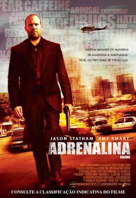 Adrenalina - DVDRip Dual Áudio