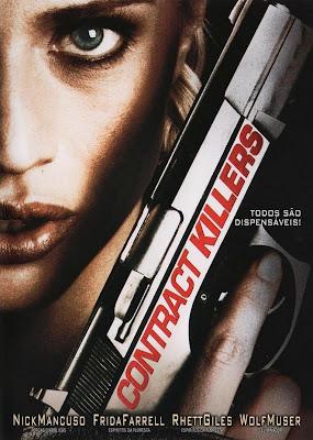 Contract Killers - DVDRip Dual Áudio