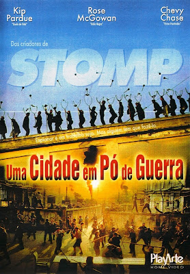 Stomp: Uma Cidade em Pó de Guerra - DVDRip Dual Áudio