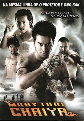 Muay Thai Chaiya - DVDRip Dual Áudio