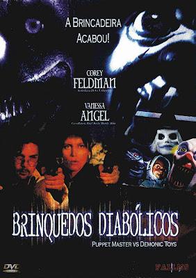 Brinquedos Diabólicos - DVDRip Dublado