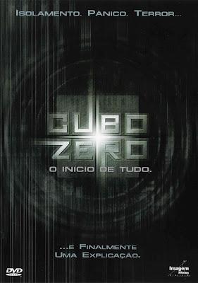 Cubo Zero: O Início de Tudo - DVDRip Dual Áudio
