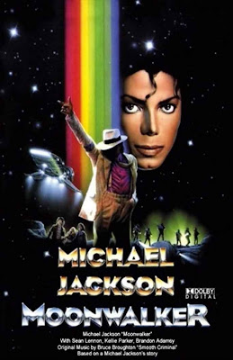 Michael Jackson: Moonwalker - DVDRip Dual Áudio