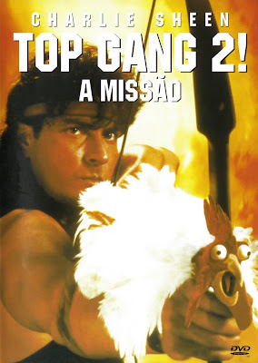 Top Gang 2!: A Missão - DVDRip Dublado