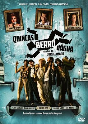 Quincas Berro D'Água - DVDRip Nacional