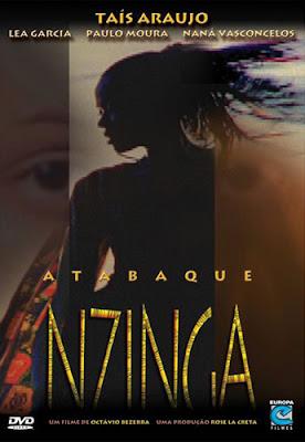 Atabaque Nzinga - DVDRip Nacional