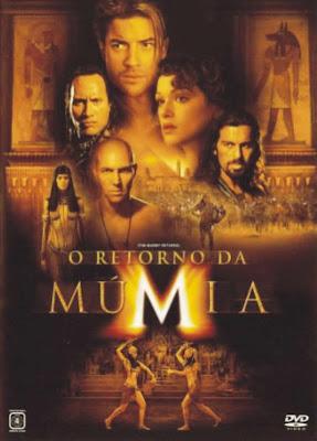 O Retorno Da Múmia - Dublado