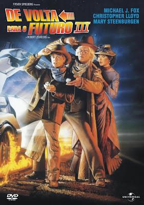 De Volta Para o Futuro 3 - DVDRip Dual Áudio