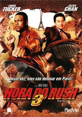 A Hora do Rush 3 - DVDRip Dual Áudio