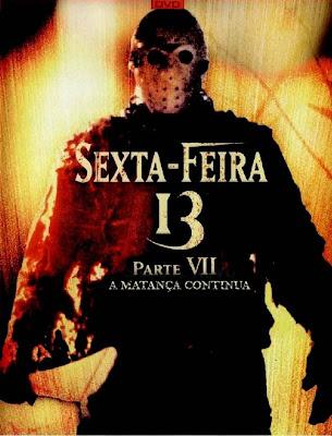 Sexta-Feira 13: Parte 7 - A Matança Continua - DVDRip Dublado
