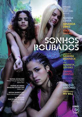 Sonhos Roubados - DVDRip Nacional