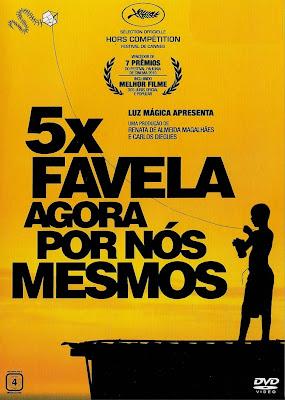 5x Favela: Agora Por Nós Mesmos - DVDRip Nacional