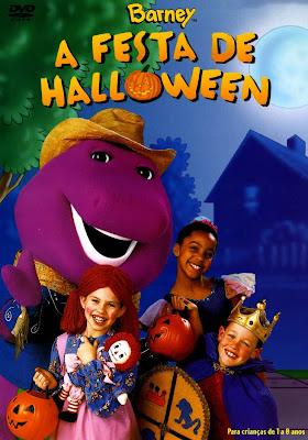 Barney: A Festa de Halloween - DVDRip Dublado