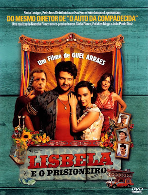 Lisbela e o Prisioneiro - DVDRip Nacional