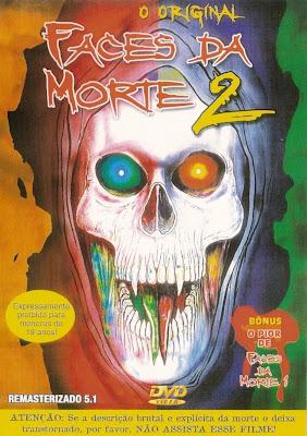Faces da Morte 2 - DVDRip Dublado