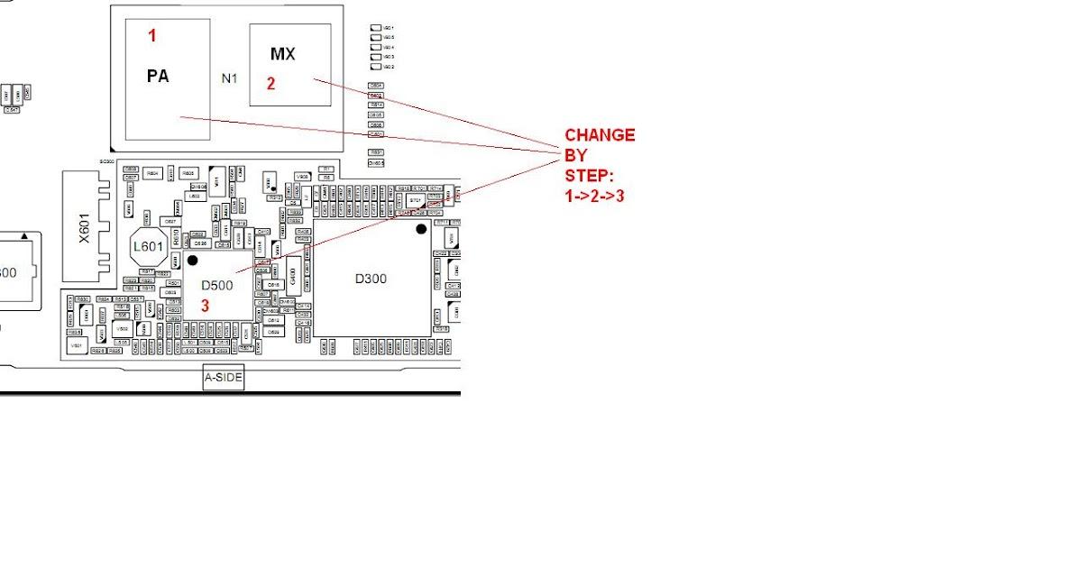Mobile Repairing: Sony Ericsson w200 Repairing Pictures