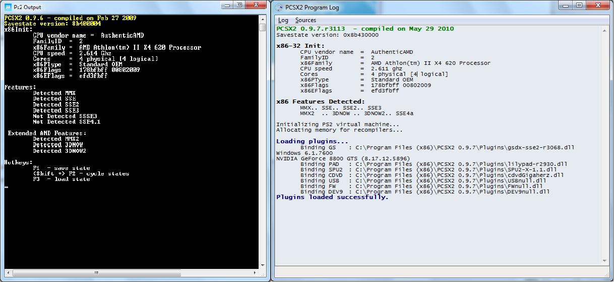 plugin pcsx2 0.9.7
