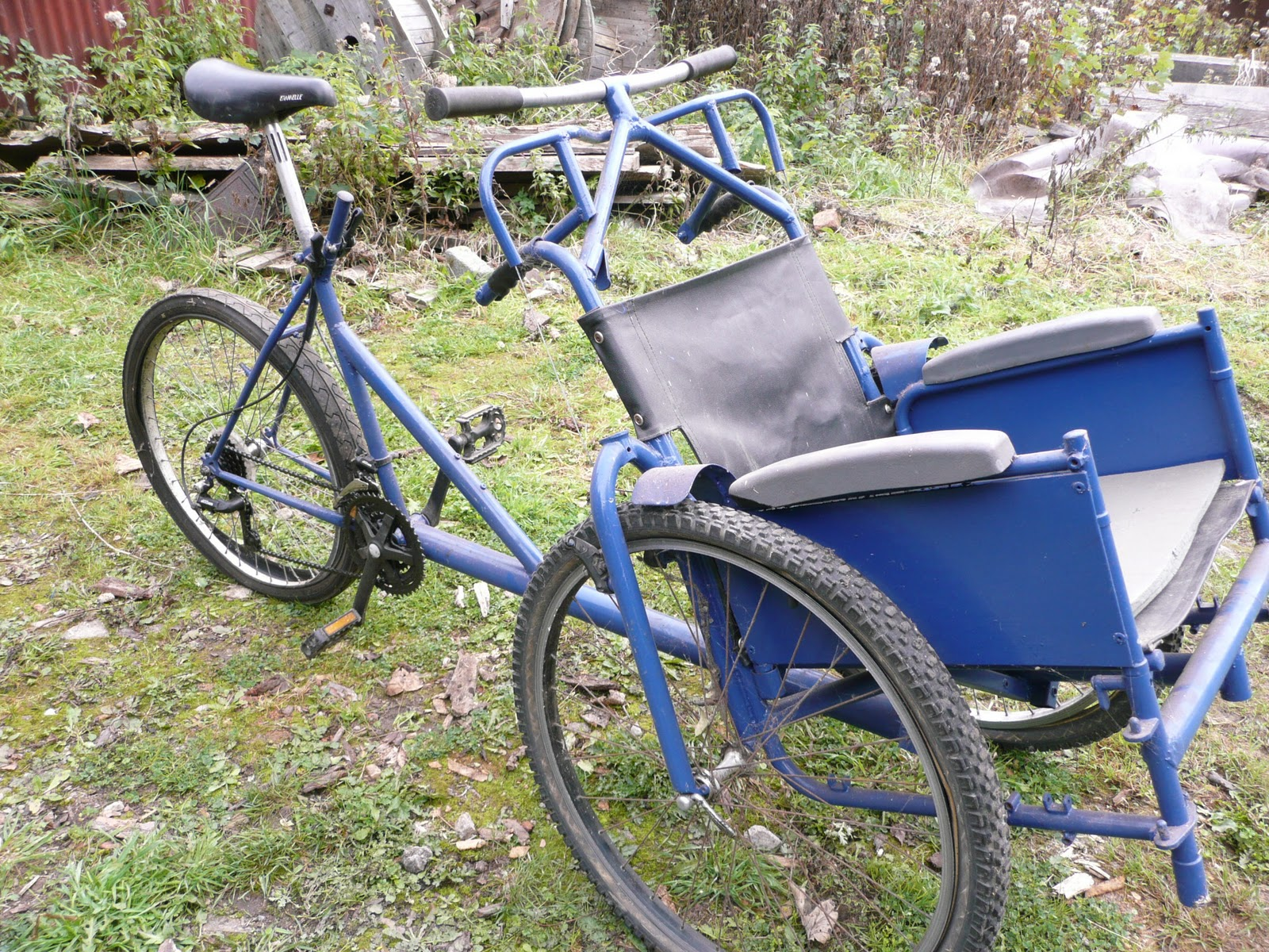 The Bike Chair Cheap Sashes Spindles And Sprockets Wheelchair For Community Use