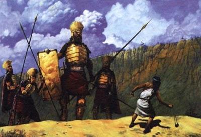 DE ELEMENTEN (SiTU Harns): Goliath, Samson, Herodes