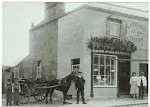 Dairy shop of John Francis Garraway at Larkhall, Bath.