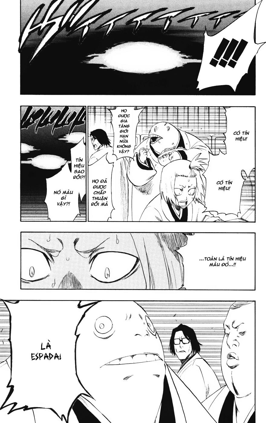 Bleach chapter 231 trang 2