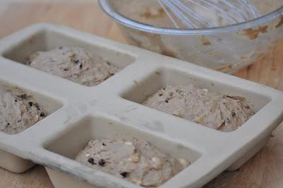 Nourishing Meals®: Chocolate Chip Banana Teff Bread