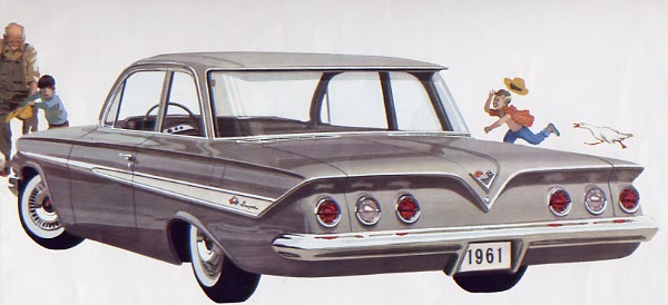 Old Cars Canada: 1961 Chevrolet