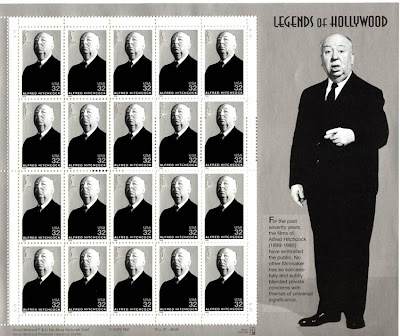 Hitchcock stamps